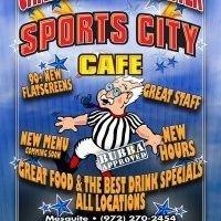 Sports City Cafe