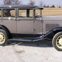 Antique Auto Restoration