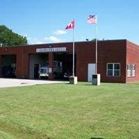 Elkins Arkansas volunteer fire dept.