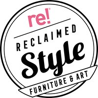 Reclaimed Style: Furniture + Art
