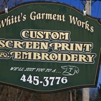 Whitt's Garment Works