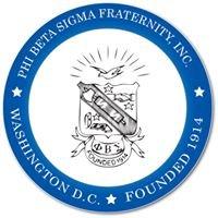 "Phi Beta Sigma Fraternity Inc. - The ""Heavenly"" Zeta Lambda Chapter."