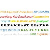 Breakfast Bistro