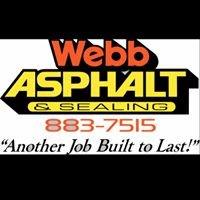 Webb Asphalt & Sealing Inc.