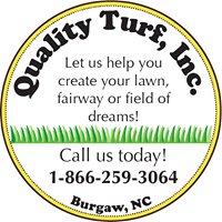 Quality Turf, Inc.