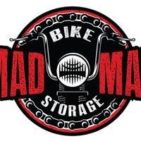 Mad Max Bike Storage