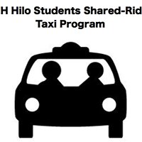 UH Hilo Student Shared Ride Taxi