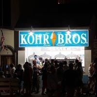 Kohr Brothers Frozen Custard