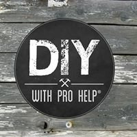 Do it Yourself with Pro Help