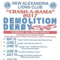 New Alexandria Lions Demolition Derby