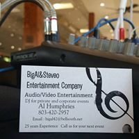 BigAl&Steveo Entertainment Company
