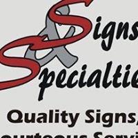 S&S Signs & Specialties