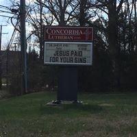 Concordia Lutheran Church - Triangle, VA
