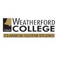Weatherford College Classical Guitar Studio