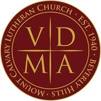 Mount Calvary Lutheran Church Beverly Hills LCMS
