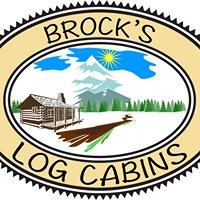 Brock's Log Cabins