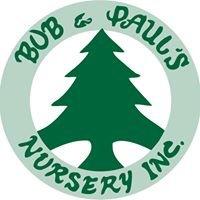 Bob & Paul's Nursery