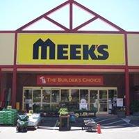 Meek's Lumber & Hardware - Martell