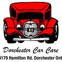 Dorchester Car Care