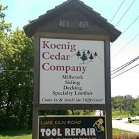 Koenig Cedar Company