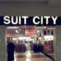 Suit city Tanglewood Mall