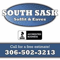 South Sask Soffit & Eaves