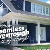 Woodcroft Seamless Eavestroughs and Exteriors