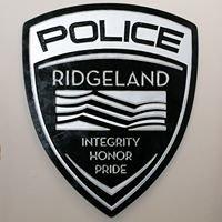 Ridgeland Police Department