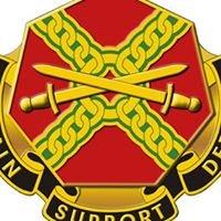 HHC U. S. Army Garrison Fort Lee
