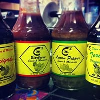 Mr. C's Sauce and Marinade