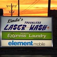 Berlin Express Laundry-Linde's Laser Wash