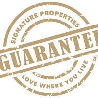 Signature Properties Group, Inc.