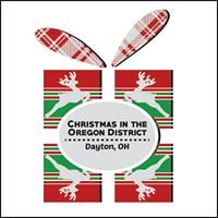 Christmas in the Oregon District