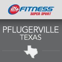 24 Hour Fitness - Pflugerville, TX