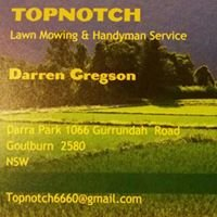 Topnotch Lawn Mowing & Landscaping