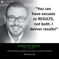 Dustan W. Broom at Gateway Mortgage Group
