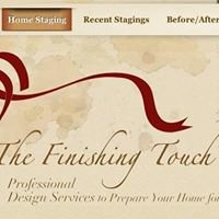 The Finishing Touch Home Staging