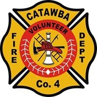 "Catawba Volunteer Fire Department ""The Fightin' Fourth"""