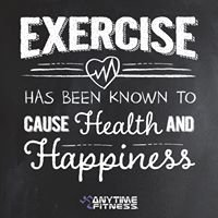 Anytime Fitness Clinton. MS