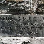 Bethel A.M.E. Church, Milford, De