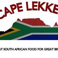 Cape Lekker