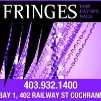 Fringes Hair Salon & Day Spa