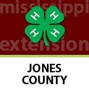 Jones County Extension Service, Jones County 4-H