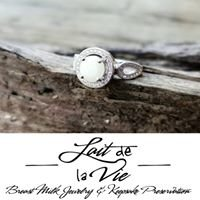 Lait de la Vie - Breast Milk Jewelry & Keepsake Preservation