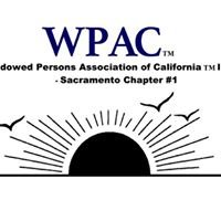 Widowed Persons Association of California - Sacramento Chapter 1