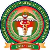 Shaheed Syed Nazrul Islam Medical College & Hospital, Kishoreganj