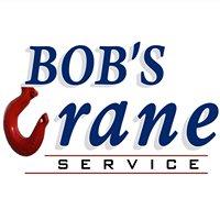 Bob's Crane Service