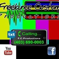 Freelance Custom Productions