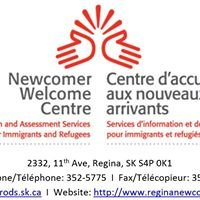 Regina Newcomer Welcome Centre