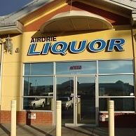 The Airdrie Liquor Store